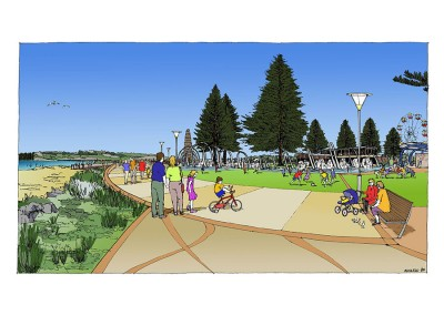 Victor Harbor Town Centre Masterplan, 2005